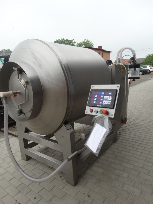 Vacuum tumbler Henneken 1500 liters